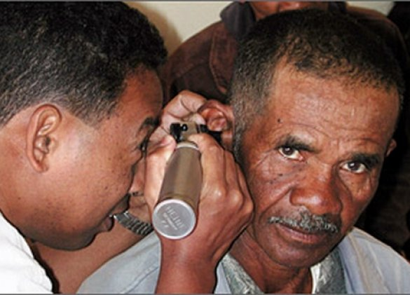 Hearing – 360 million people worldwide suffer from hearing impairment