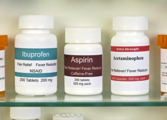 Ibuprofène et paracétamol : l'usage régulier abîme l'audition?
