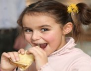 Menus Santé : les crêpes et les galettes pour célébrer la Chandeleur