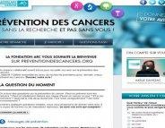 Cancers : participez à la prévention
