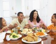 Cinq fruits et légumes… en famille
