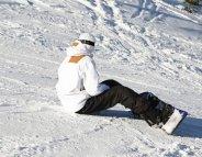 Snowboard : plus de protections, moins de contusions