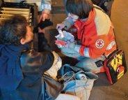 Des kits d'hygiène pour les sans-abri