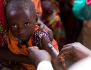 Dans le monde, un enfant sur cinq n'est pas vacciné