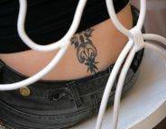 Tatouage éphémère, peau abîmée à jamais
