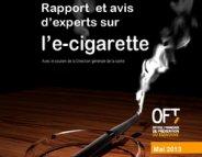 Un rapport pour sortir la cigarette électronique du brouillard