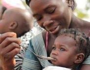 Malnutrition infantile, agir au long terme