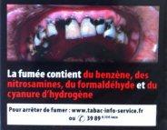 Tabac : des images choc… pas vraiment efficaces
