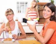 Menus santé : les exams se préparent aussi dans l'assiette