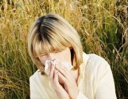 Allergies aux pollens: Alerte rouge sur la France