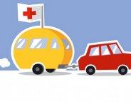 L'été est là et la caravane (de la Croix-Rouge) passe