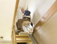 Monte-escalier : la sécurité est une priorité