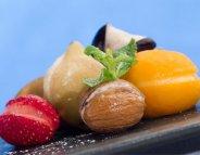 Menus-santé : des fruits complètement givrés !