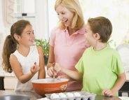 Cuisiner avec les enfants ? Que du bon !