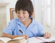 Les devoirs, au calme, sans pression