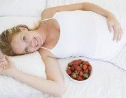 Menus santé : une belle assiette pour la future maman