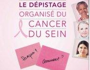 Cancer du sein : le rose recouvre la France