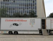 Glaucome : vaste campagne de dépistage dans un… bus