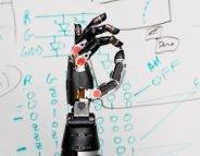 De l'Internet à… la prothèse de main