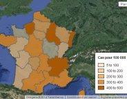 Grippe saisonnière : 17 régions touchées !