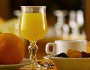 Un jus de fruits, aussi sucré qu'un soda…