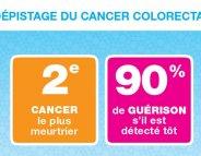 Cancer colorectal : le dépistage organisé progresse lentement