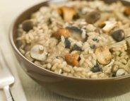 Menus santé : le risotto à toutes les sauces