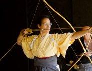 Kyudo : sa majesté le tir à l'arc