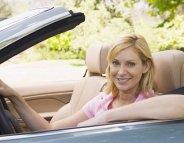 Grossesse: prudence sur la route