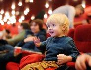 Enfant : sa première séance ciné