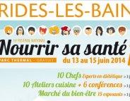 A Brides-les-Bains, la santé se cuisine