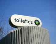 Plus jamais peur des toilettes publiques