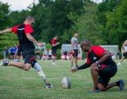 Blessés de guerre : se réinsérer par le sport