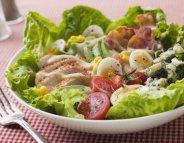 Menus santé : l'été rime avec salades composées