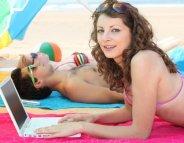 Comment profiter de l'été en travaillant ?