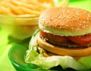 Menus santé : des burgers oui, mais faits maison