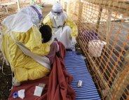 Ebola, un record de soignants affectés