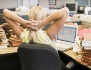 Petits exercices pour se détendre au bureau