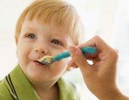 Diversification alimentaire, de la purée aux petits morceaux