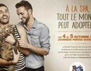 La SPA ouvre ses portes : « Tout le monde peut adopter »