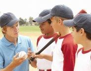 Trop de baseball use l'épaule