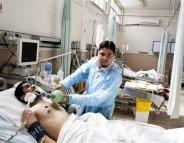 Les pays pauvres en manque de professionnels de santé