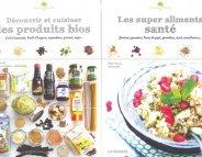 Savoureuses, bio et santé : les recettes du bon goût