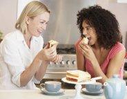 Aliments gras : les hommes préfèrent le « salé » et les femmes le « sucré »