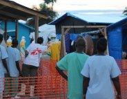 Epidémie d'Ebola : 3 traitements expérimentaux testés sur place