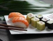 Menus santé : sushis, makis et compagnie