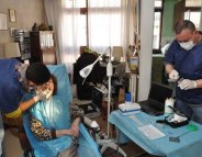 Un dentiste à domicile