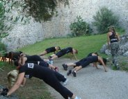 Un boot camp, l'entraînement en mode guerrier