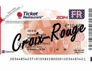 Croix-Rouge : offrez une deuxième vie à vos tickets resto