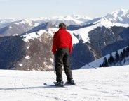 Ski : tout doux le deuxième jour !